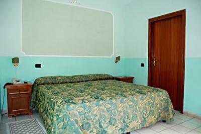 Stanze di diverse tipologie, Hotel Cervino
