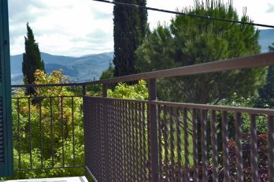Vista panoramica sulle colline umbre