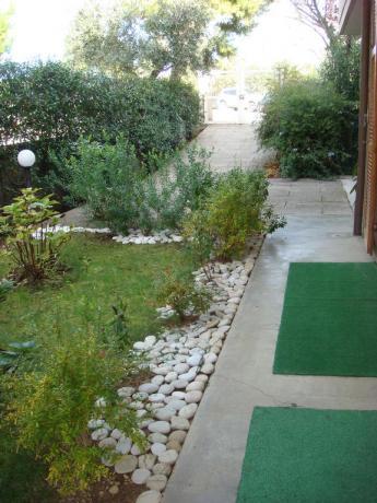 Appartamenti con enorme giardino B&B Porto Sant'Elpidio