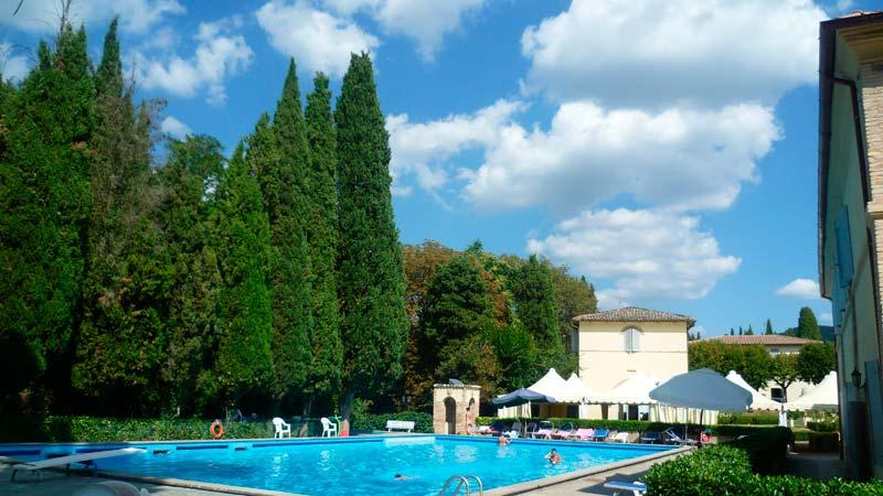 Villa con piscina a città di castello