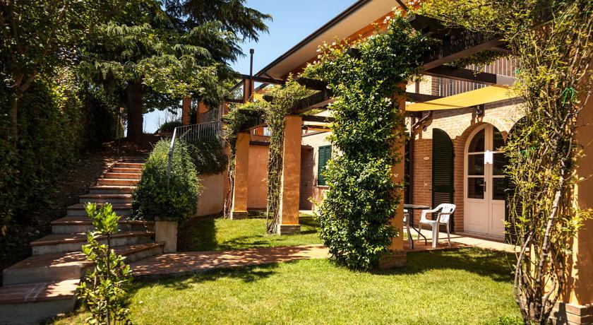 Giardino e Portico appartamenti