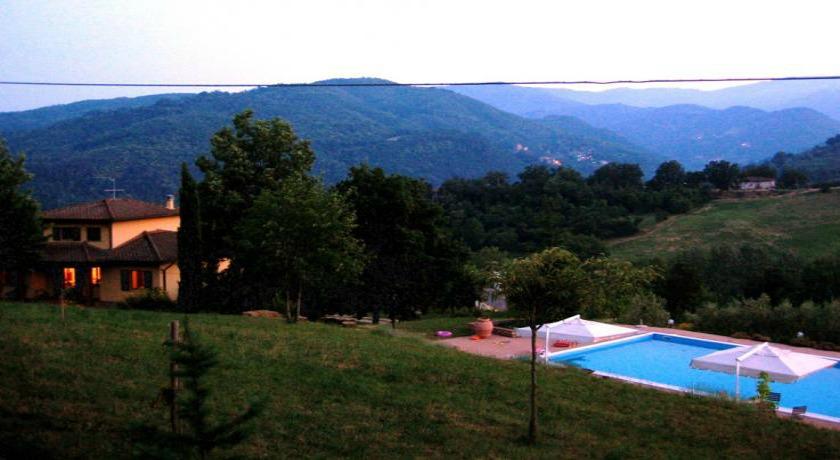 Villa per 22 persone tra le colline toscane