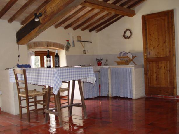 Appartamenti con Angolo cottura e Piscina Umbertide Umbria
