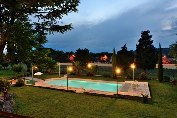 Vacanze in oasi di pace in Umbria