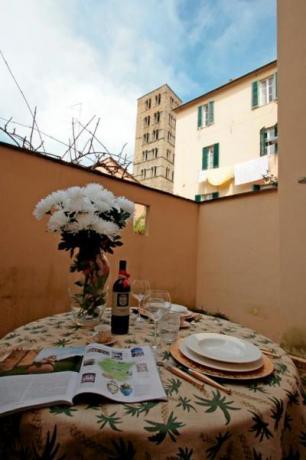 B&B via Pescaia per cene romantiche