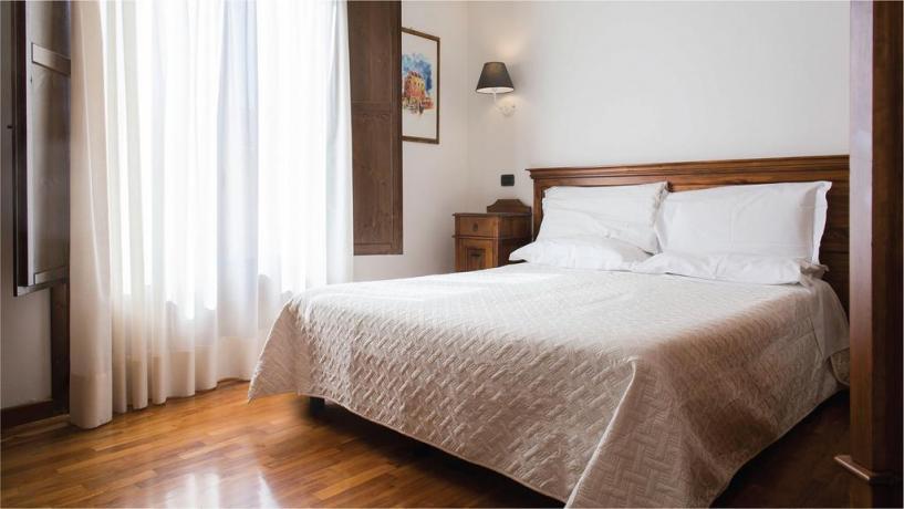 Camera da letto in Hotel Castellammare del Golfo