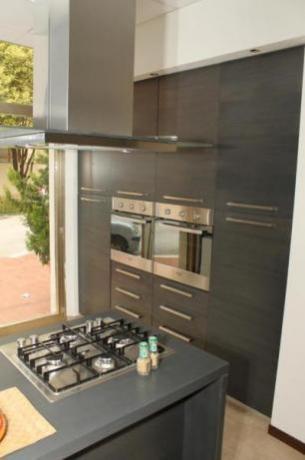 Cucina componibile ad angolo cucine legno massello   produzione e ...