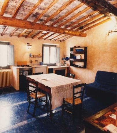 Appartamento Blu con cucina relais Calenzano