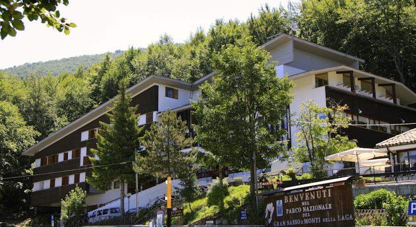 Hotel nel Gran Sasso