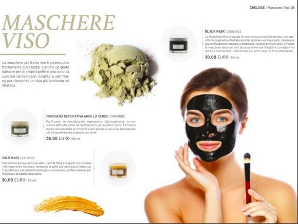 Imperya Catalogo: Oli-Vegetali Creme-Scrub-Corpo Maschera-Viso