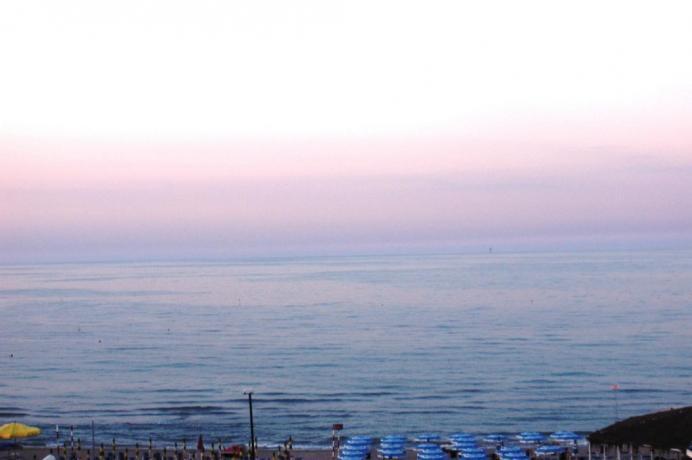 Camere con balcone panoramico a Silvi Marina