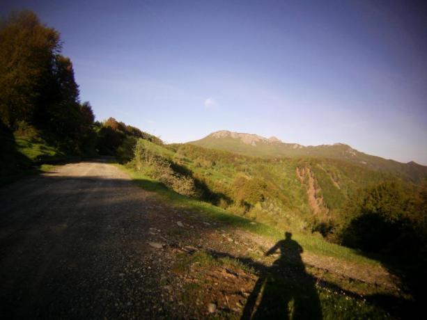 Escursioni mountain-bike e-mtb Appennino parmense Valtaro