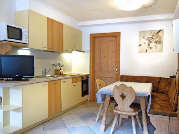 Appartamenti con cucina attrezzata vicino Bolzano