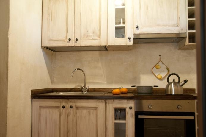 Appartamento vacanza per 2 persone con cucina, Toscana