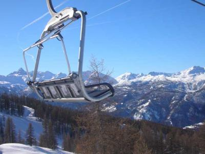 Comfortable skilifts and modern equipment in Piedmont