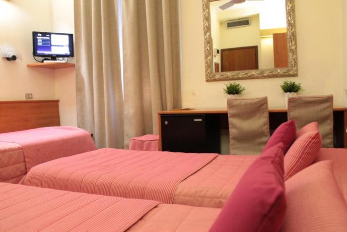 Camere con frigobar, dormire a Milano vicino Stazione