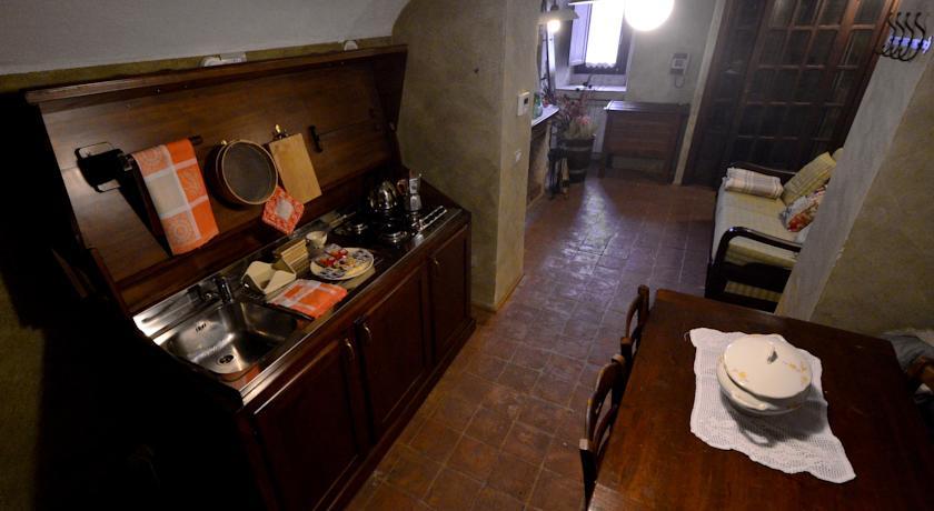 Cucina Bilocale ZiaMaria Giuseppa Albergo**** Diffuso