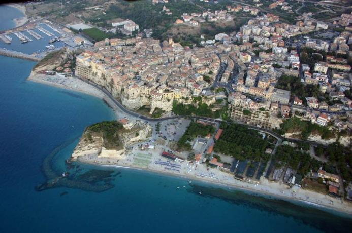 Vista Mare e Agriturismo Pittara vicino Tropea