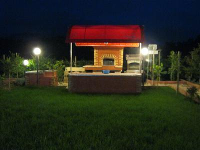 Forno a legna Barbecue per Eventi ad Assisi
