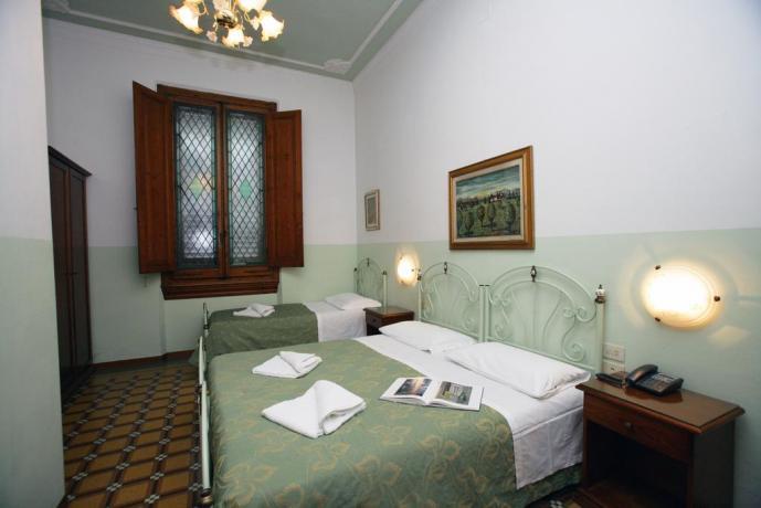 Camere Familiari B&B Firenze Centro vicino S.M.Novella