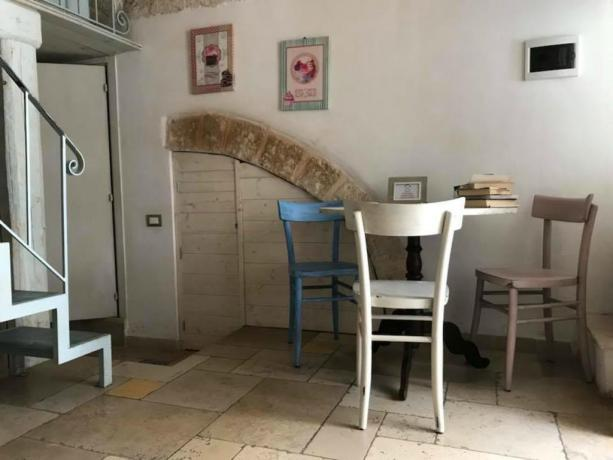 Camere in B&B con Salottino a Polignano