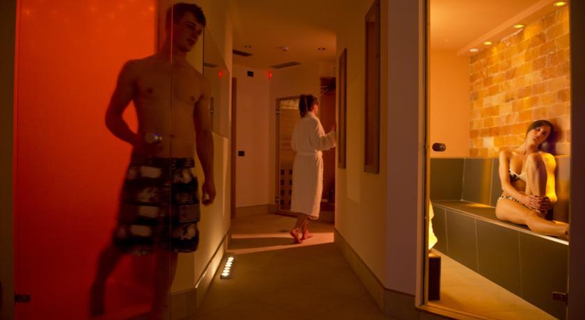 Hotel Folgaria con sauna finlandese