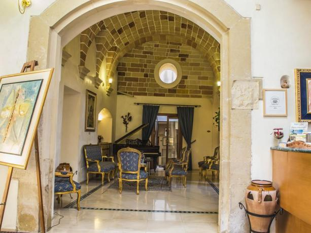 Salottino in Suite Hotel**** Galatina vicino Lecce