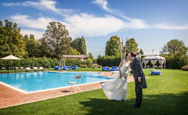 B&B romantico adatto per cerimonie di nozze
