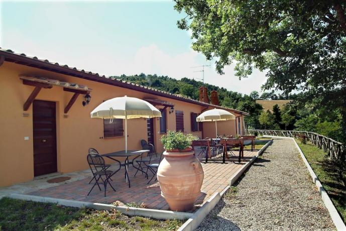 Camere e Appartamenti in Umbria Centro benessere