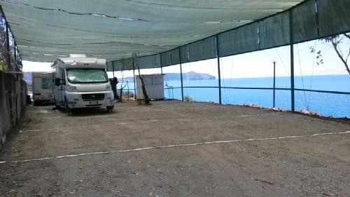 Camper in Villaggio dei Bambini a Palinuro