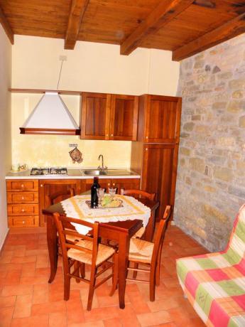 Appartamenti vacanza con Angolo Cottura a Gubbio