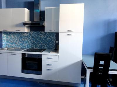 Cucina accessoriata Appartamento Notturno