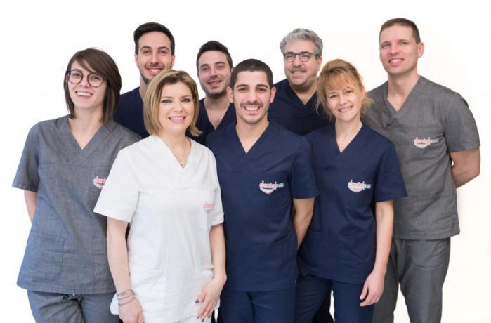 Odontoiatria in Umbria - il nostro Team