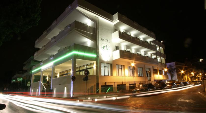 Hotel lungo mare Silvi Marina