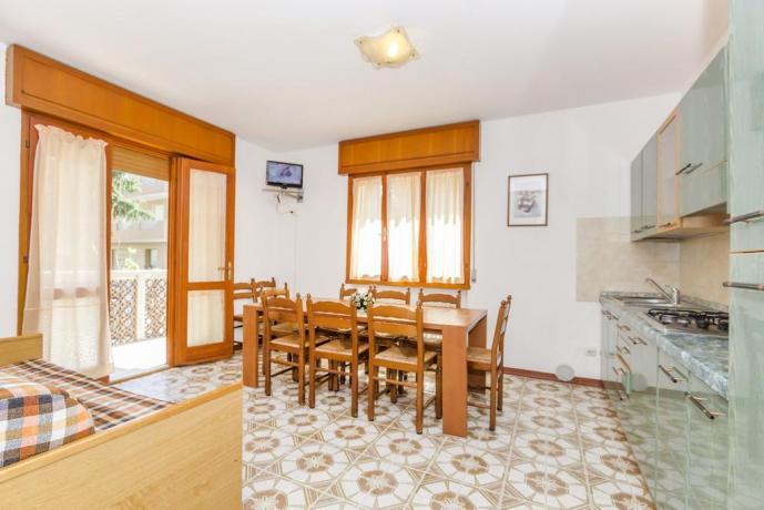 Confortevoli Appartamenti vicino Lungomare Lignano Sabbiadoro