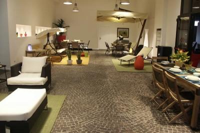 Mobili da giardino in Umbria, mobili da giardino EMU in legno e ...