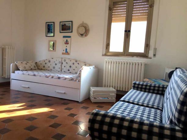 Appartamento Vacanza sul Gargano fronte mare
