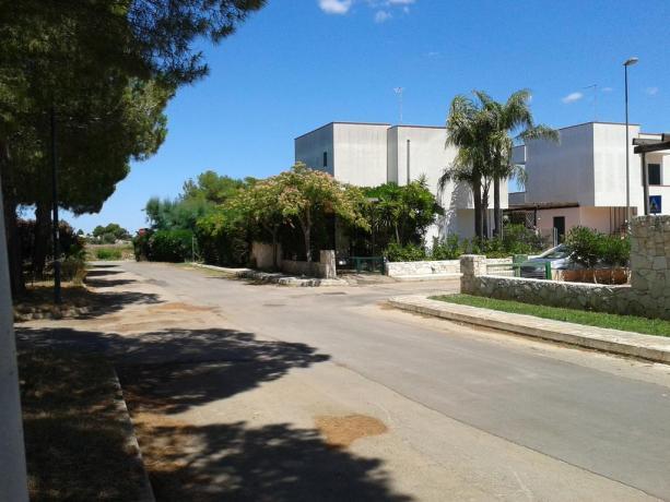 residence con centro benessere e piscina in puglia