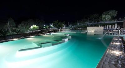 Piscina a Chianciano Terme in Hotel 3 stelle