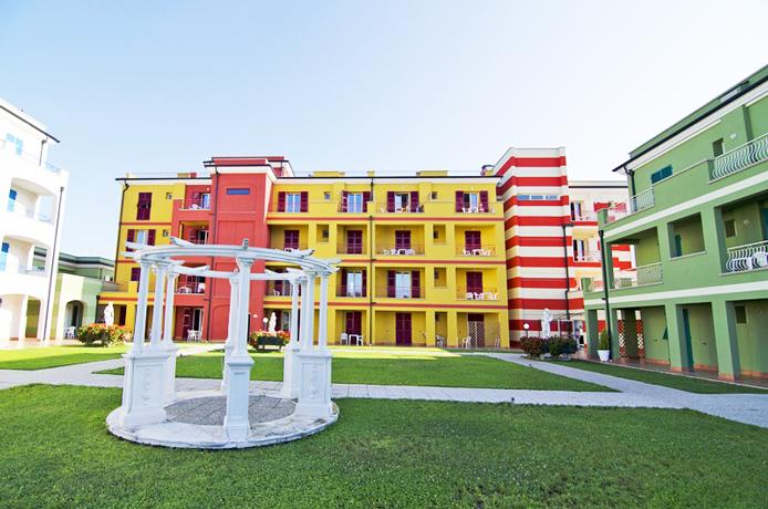 Aree Verdi al Villaggio Resort per Famiglie