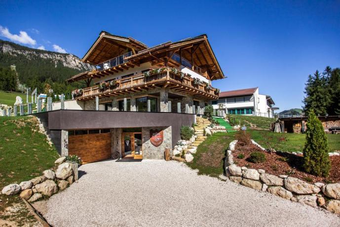 Appartamenti vicino alle piste di Sci Alta Badia