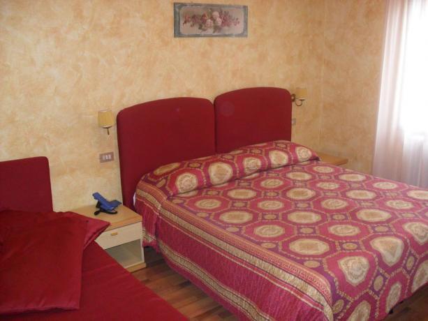 Camera Tripla per famiglie ad Abetone