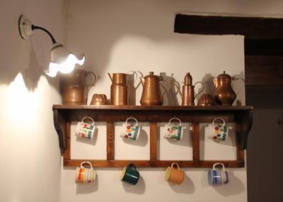 Appartamento Leccino, particolare della cucina