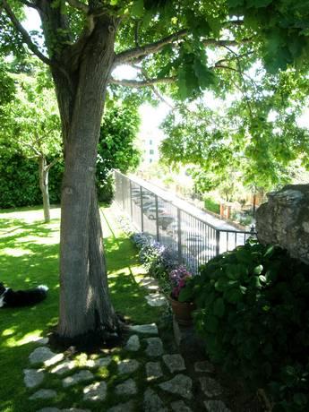 Giardino del B&B in Umbria