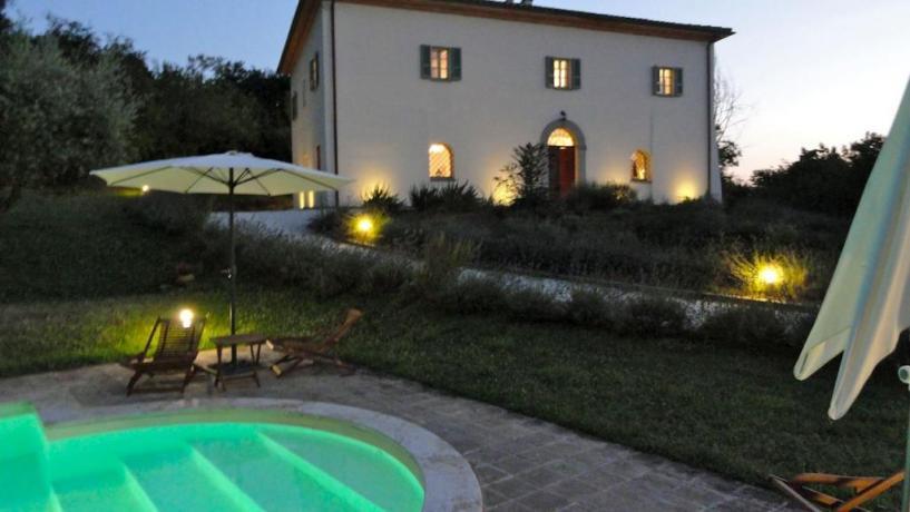 Affitto Villa in Umbria con Piscina