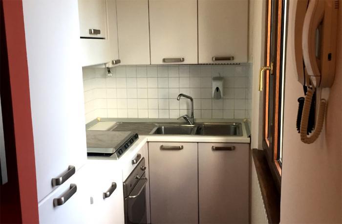 Cucina Attrezzata Appartamento Vacanza Depandance-Ulivi