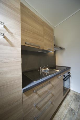 Affito case-vacanze Bardonecchia uso cucina attrezzata