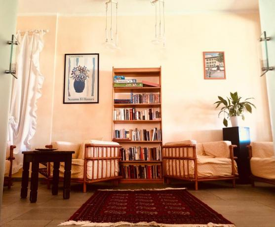 Hotel con sala lettura San Bartolomeo