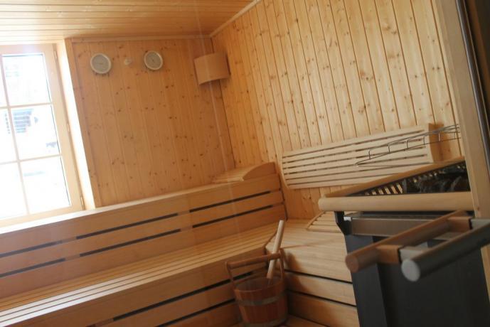 Hotel con sauna finlandese vicino Folgaria