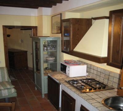 appartamenti vacanza castello cucina grande